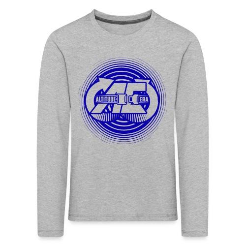 Altitude Era Circle Logo - Kids' Premium Longsleeve Shirt