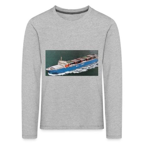 Bell Pioneer jpg - Kinderen Premium shirt met lange mouwen