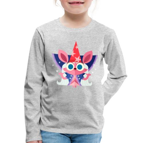 Jessica The Sage - Kids' Premium Longsleeve Shirt