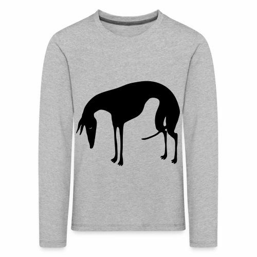 Sadepäivän Surku - Lasten premium pitkähihainen t-paita