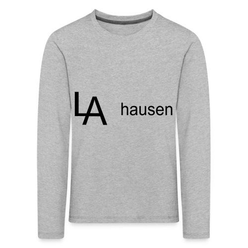 la hausen - Kinder Premium Langarmshirt