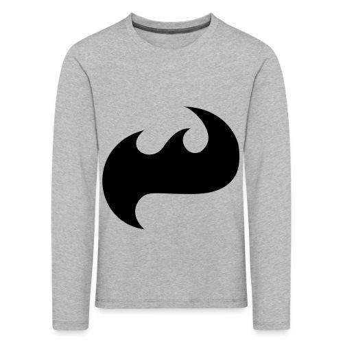 Highfish Logo - Kinder Premium Langarmshirt