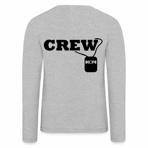 KON - Crew - Kinder Premium Langarmshirt