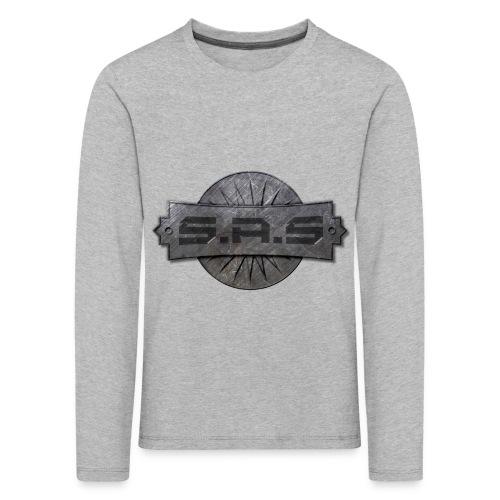 S.A.S. tshirt men - Kinderen Premium shirt met lange mouwen