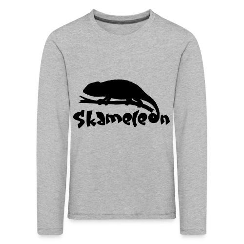 logoskameleon - Kinder Premium Langarmshirt