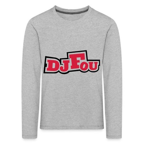 logofou - T-shirt manches longues Premium Enfant
