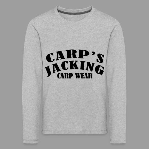 Carp's griffe CARP'S JACKING - T-shirt manches longues Premium Enfant