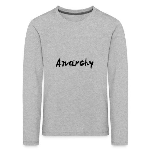 Anarchy - T-shirt manches longues Premium Enfant