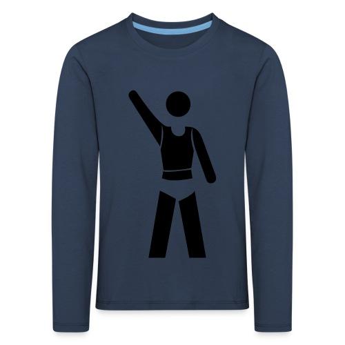icon - Kinder Premium Langarmshirt