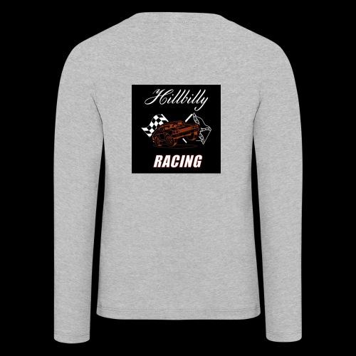 Hillbilly racing merchandise - Kinderen Premium shirt met lange mouwen