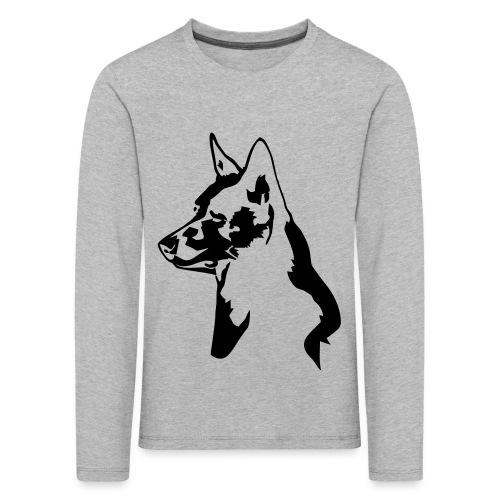 australiankelpie - Lasten premium pitkähihainen t-paita