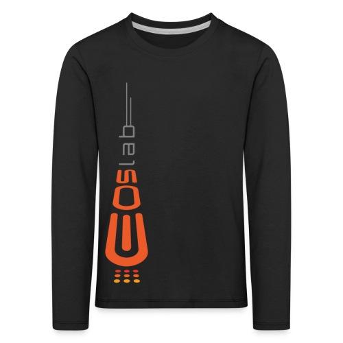 EOS Lab - Camiseta de manga larga premium niño