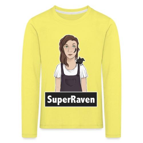 SuperRaven - Kids' Premium Longsleeve Shirt