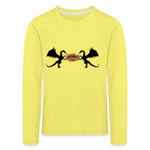 Styler Draken Design - Kinderen Premium shirt met lange mouwen