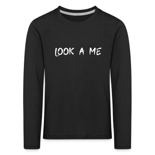 look a me - T-shirt manches longues Premium Enfant