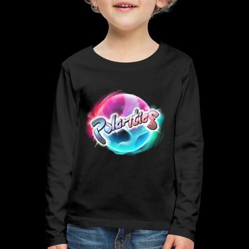Polarities Logo - Kids' Premium Longsleeve Shirt