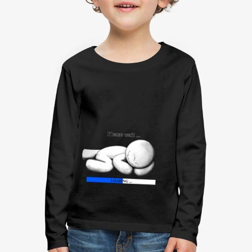 Loading - T-shirt manches longues Premium Enfant