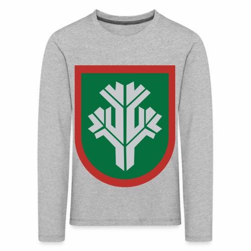 sissi - Lasten premium pitkähihainen t-paita
