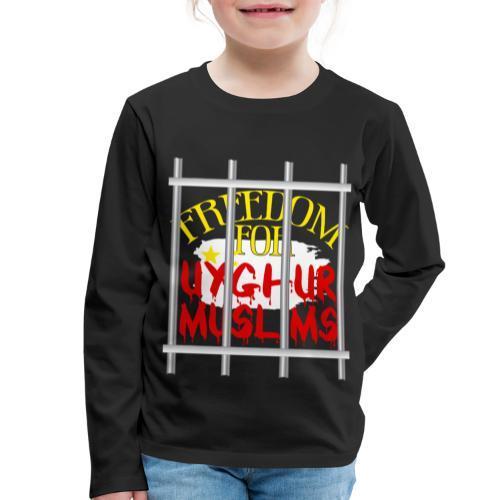 Freedom - Kids' Premium Longsleeve Shirt