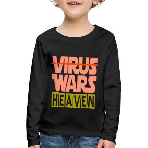 HEAVEN WARS - T-shirt manches longues Premium Enfant