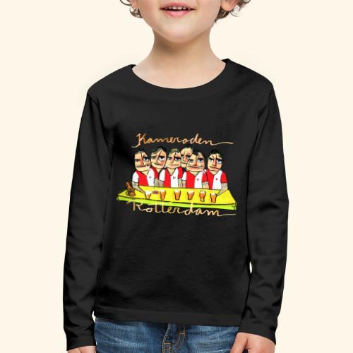 Kameraden Feyenoord - Kinderen Premium shirt met lange mouwen