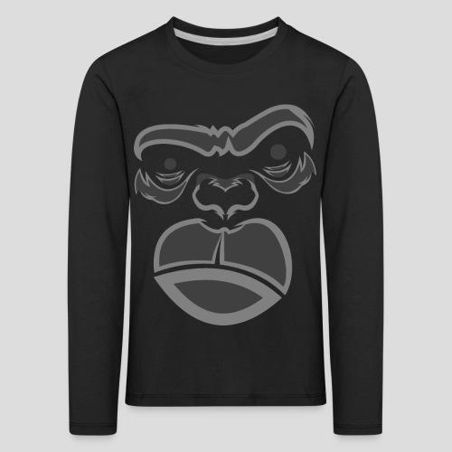 Gorille - T-shirt manches longues Premium Enfant