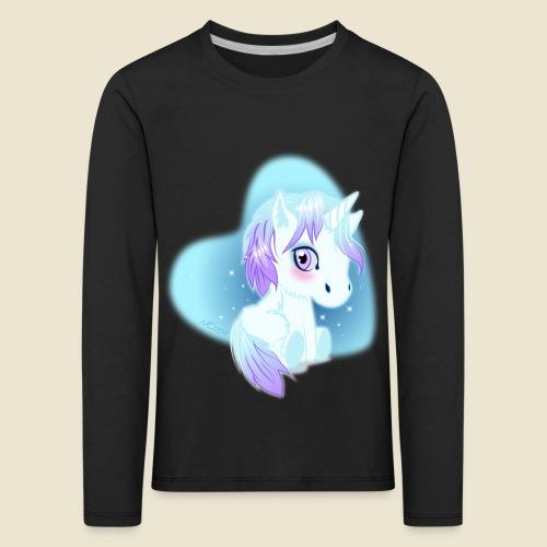 Licorne n°1 - T-shirt manches longues Premium Enfant