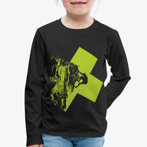 Escalando - Kids' Premium Longsleeve Shirt