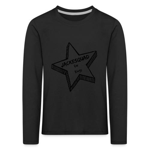 JACKESQUAD - Långärmad premium-T-shirt barn