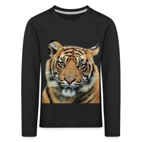 tiger 714380 - Maglietta Premium a manica lunga per bambini