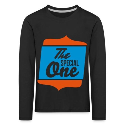 the special one - Koszulka dziecięca Premium z długim rękawem