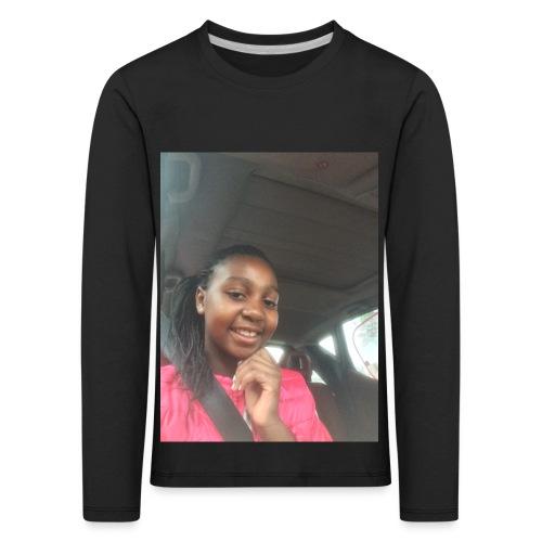 tee shirt personnalser par moi LeaFashonIndustri - T-shirt manches longues Premium Enfant