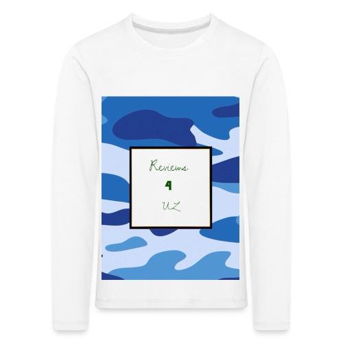 My channel - Kids' Premium Longsleeve Shirt