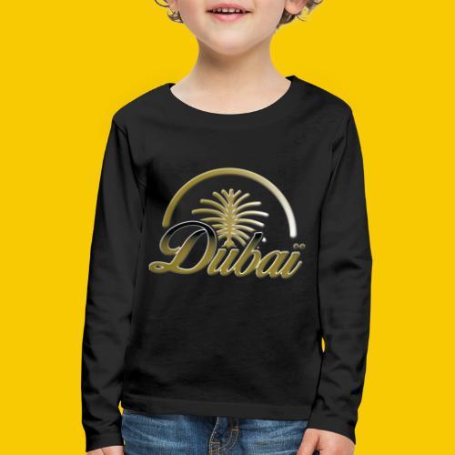 DUBAI - T-shirt manches longues Premium Enfant