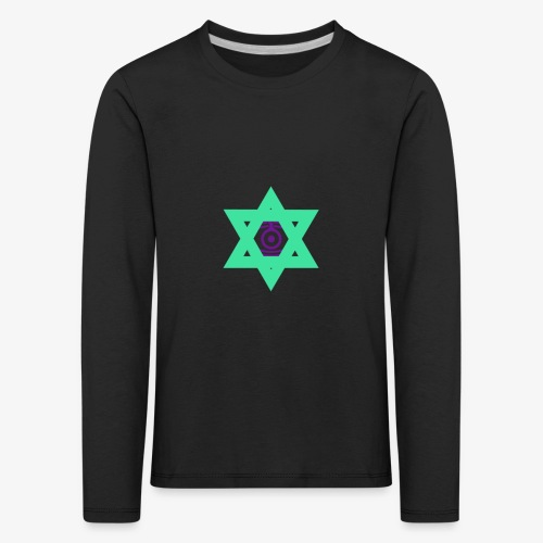 Star eye - Kids' Premium Longsleeve Shirt