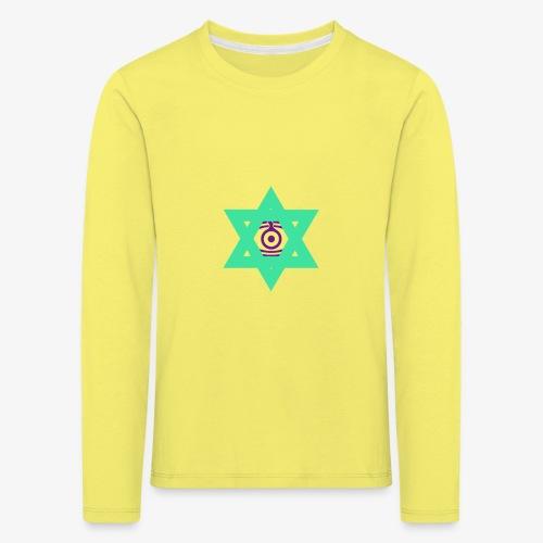 Star eye - Kids' Premium Longsleeve Shirt