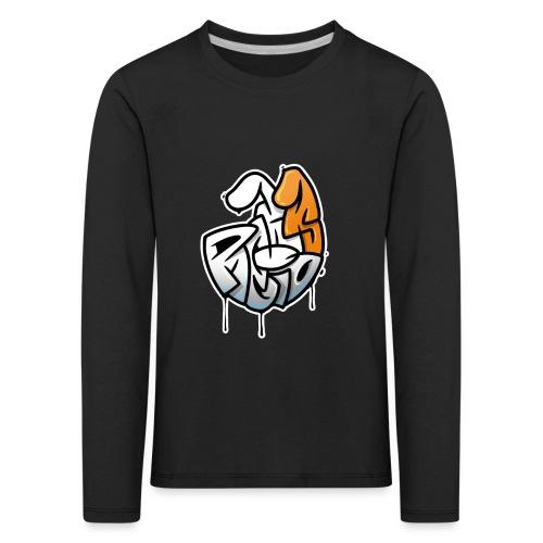 PRL DOG - Koszulka dziecięca Premium z długim rękawem