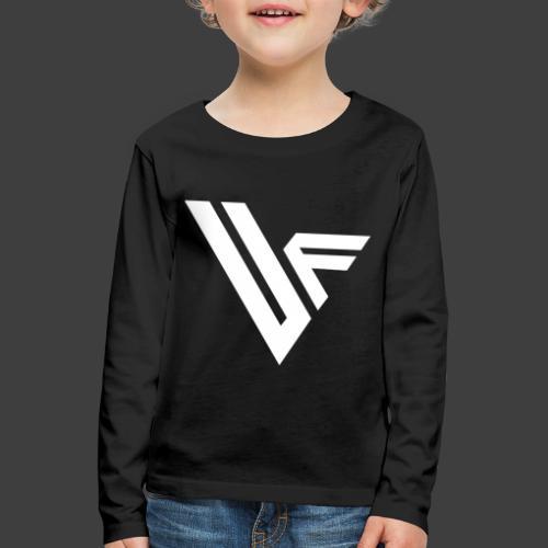 United Front Alternative Logo collection - Lasten premium pitkähihainen t-paita