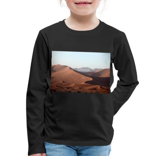 Sahara - Kids' Premium Longsleeve Shirt