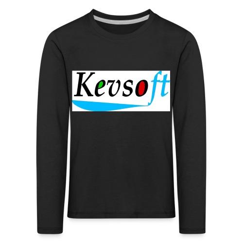 Kevsoft - Kids' Premium Longsleeve Shirt