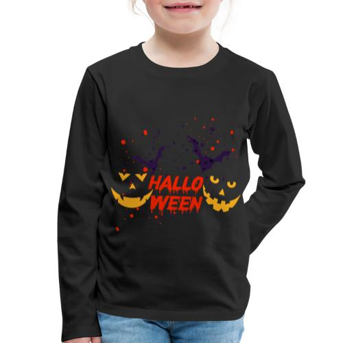 Halloween - Kids' Premium Longsleeve Shirt