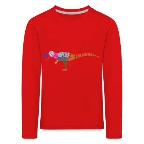 DINOSAUR - Kids' Premium Longsleeve Shirt