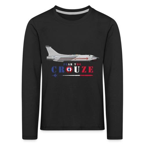 Fear the Crouze - T-shirt manches longues Premium Enfant