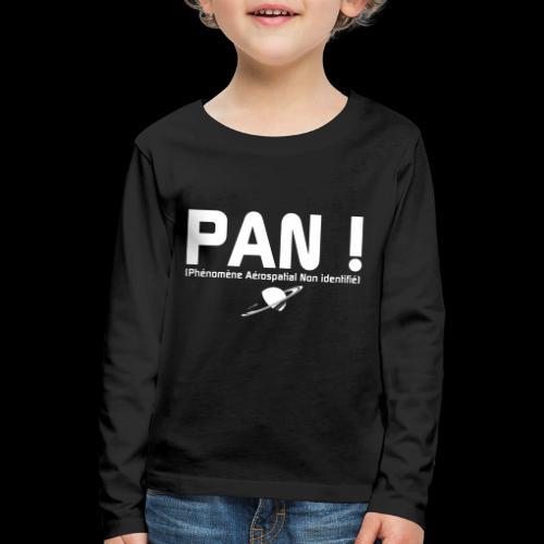 PAN ! - T-shirt manches longues Premium Enfant