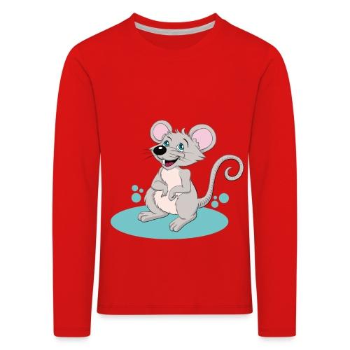 Kleine Maus - Kinder Premium Langarmshirt