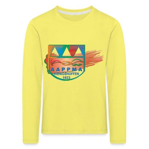 AAPPMA de Koenigshoffen - T-shirt manches longues Premium Enfant