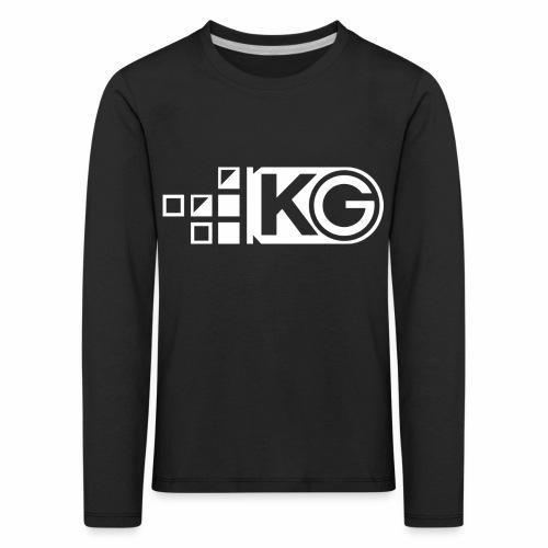 clear - Kids' Premium Longsleeve Shirt