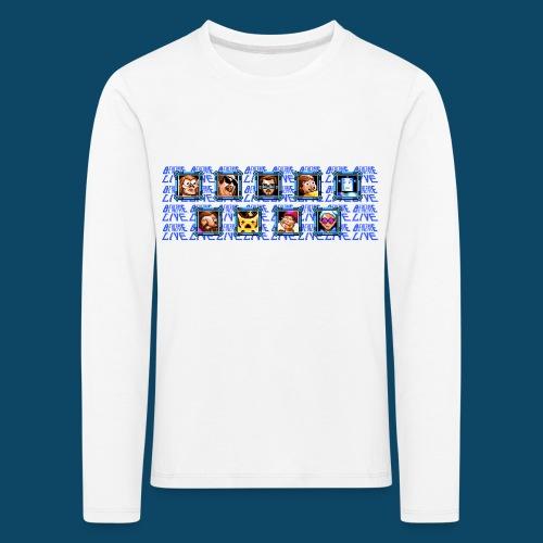 Benzaie LIVE - MUG - T-shirt manches longues Premium Enfant