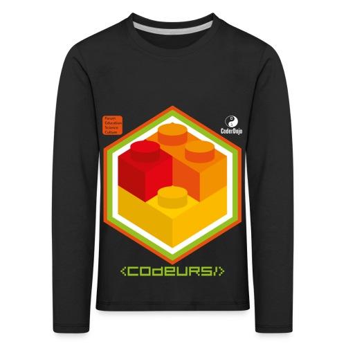 Esprit Brickodeurs - T-shirt manches longues Premium Enfant
