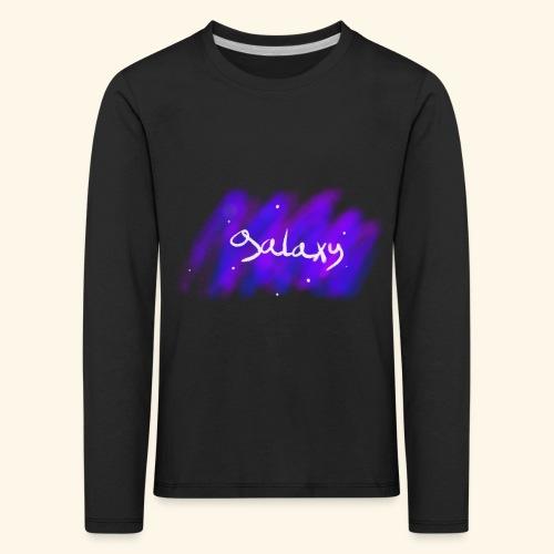 Galaxy - T-shirt manches longues Premium Enfant